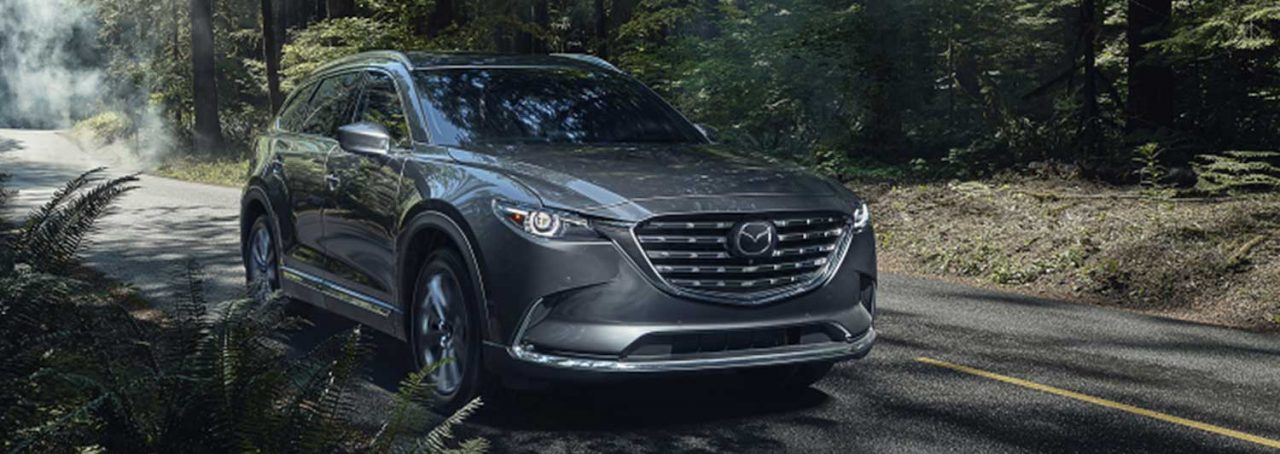 Style & Sophistication in Three Rows: 2021 Mazda CX-9