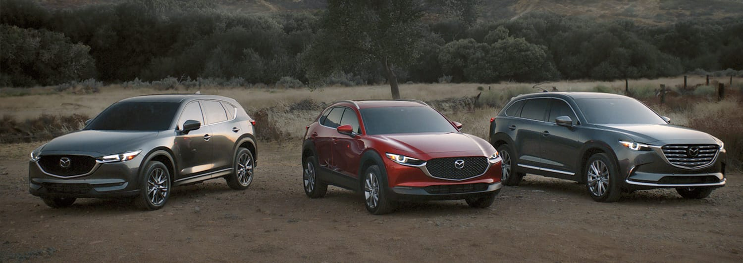 It's Not an SUV. It's a Mazda CUV